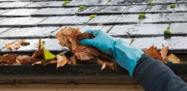 Limpeza de calhas em Taboão da Serra